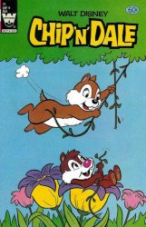Whitman's Chip 'n' Dale Issue # 75whitman-b