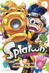 Viz Media's Splatoon Soft Cover # 9
