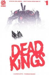 After-Shock Comics's Dead Kings Issue # 1