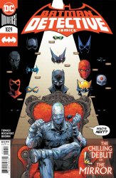 DC Comics's Detective Comics Issue # 1029