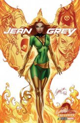Marvel Comics's Jean Grey Issue # 1campbell-b