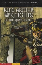 Stone Arch Press's King Arthur and the Knights of the Round Table TPB # 1