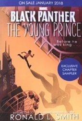 Marvel Comics's Black Panther: The Young Prince Issue nn