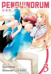 Seven Seas Entertainment's Penguindrum Soft Cover # 3