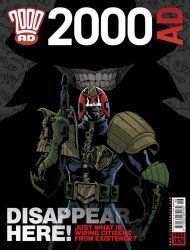 Rebellion's 2000 AD Issue # 1826