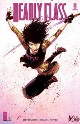 Image Comics's Deadly Class Issue # 35b
