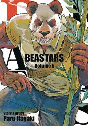 Viz Media's Beastars Soft Cover # 5