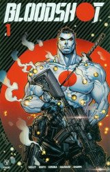 Valiant Entertainment's Bloodshot Issue # 1f