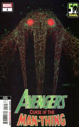 Marvel Comics's Avengers: Curse of the Man-Thing Issue # 1 - 2nd print