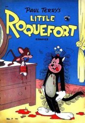 St. John Publishing Co.'s Little Roquefort Comics Issue # 7