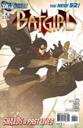DC Comics's Batgirl Issue # 4