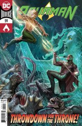 DC Comics's Aquaman Issue # 59