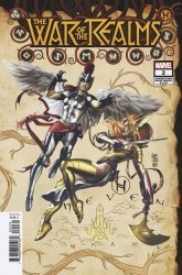 Marvel Comics's War of the Realms Issue # 2c
