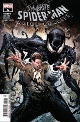 Marvel Comics's Symbiote Spider-Man: Alien Reality Issue # 5