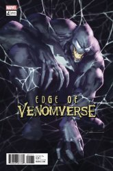 Marvel Comics's Edge of Venomverse Issue # 1comic elite