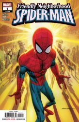 Marvel Comics's Friendly Neighborhood Spider-Man Issue # 4