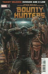 Marvel Comics's Star Wars: Bounty Hunters Issue # 6