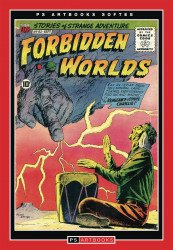 PS Artbooks's ACG Collected Works: Forbidden Worlds TPB # 13