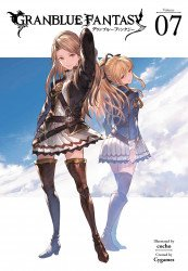 Kodansha Comics's Granblue Fantasy Soft Cover # 7
