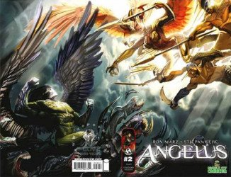 Top Cow's Angelus Issue # 2eccc
