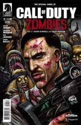 Dark Horse Comics's Call of Duty: Zombies Issue # 6