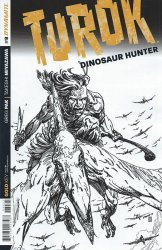 Dynamite Entertainment's Turok: Dinosaur Hunter Issue # 8b