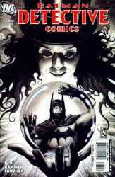 DC Comics's Detective Comics Issue # 833