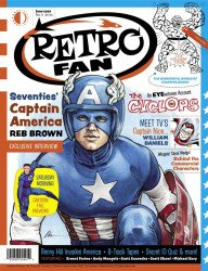 TwoMorrows Publishing's RetroFan Issue # 9
