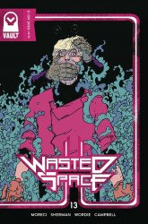 Vault Comics's Wasted Space Issue # 13