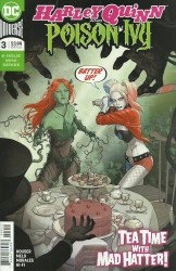 DC Comics's Harley Quinn and Poison Ivy Issue # 3