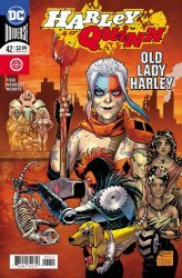DC Comics's Harley Quinn Issue # 42