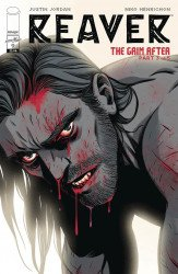 Image Comics's Reaver Issue # 9
