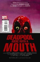Marvel Comics's Deadpool: Merc with a Mouth Issue # 3