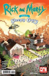 Oni Press's Rick and Morty Presents: Sleepy Gary Issue # 1d