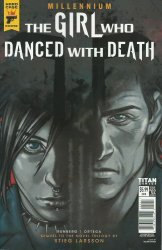 Titan Comics's Hard Case Crime: Millennium - The Girl Who Danced with Death Issue # 2b