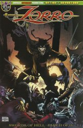 American Mythology's Zorro: Swords of Hell Issue # 2