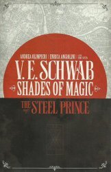 Titan Comics's Shades of Magic: The Steel Prince Issue # 1d