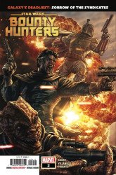 Marvel Comics's Star Wars: Bounty Hunters Issue # 2