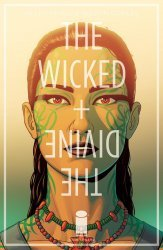 Image Comics's The Wicked + The Divine Issue # 36