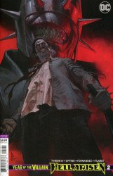DC Comics's Year of the Villain: Hell Arisen Issue # 2b