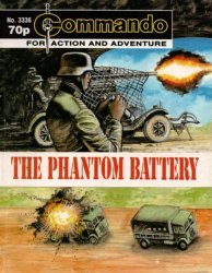 D.C. Thomson & Co.'s Commando: For Action and Adventure Issue # 3336