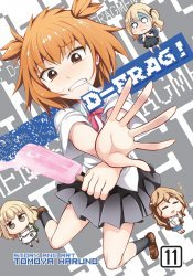 Seven Seas Entertainment's D-Frag Soft Cover # 11