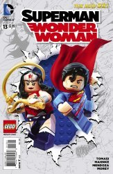 DC Comics's Superman / Wonder Woman Issue # 13b