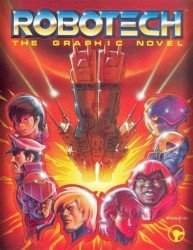Comico's Robotech: The Graphic Novel Soft Cover # 1b
