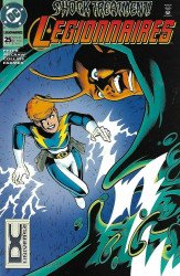 DC Comics's Legionnaires Issue # 25b