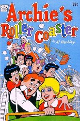 New Barbour Christian Comics's Archie's Roller Coaster Issue nn
