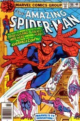 Marvel Comics's The Amazing Spider-Man Issue # 186