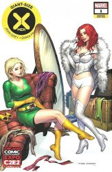 Marvel Comics's Giant-Size X-Men: Jean Grey & Emma Frost Giant Size # 1c2e2