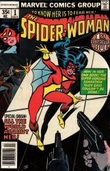 Marvel Comics's Spider-Woman Issue # 1