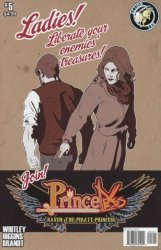 Action Lab Entertainment's Princeless Raven: The Pirate Princess Issue # 5b